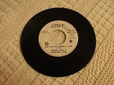 WALTER SHINE & SOMETIMES JOHN YOU WENT YOUR WAY/BAD CASE OF LOVING LINOX  M-