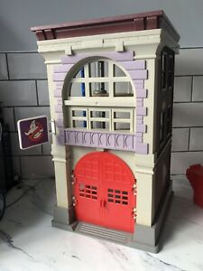 👀 Other Items - Real Ghostbusters Kenner Firehouse 1987 Rare Early Edition