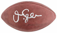 Chargers Junior Seau Authentic Signed Youth Official Nfl Football BAS