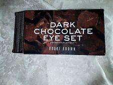 Bobbi Brown Dark Chocolate Eye Set (Mascara, Eyeshadow stick, Eye pencil)
