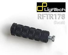 ricambio poggiapiede / pedana moto per kit DUCATI - FOOTPEG LIGHTECH RFTR178