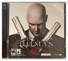 Hitman Contracts Pc Brand New XP World Of Crime Sin Greed Be Agent 47 Assassin