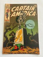 Vintage Marvel Comics - Captain America # 113 Comic Book