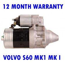 VOLVO S60 MK1 MK I 2.4 2001 2002 2003 2004 2005 2006 - 2010 RMFD STARTER MOTOR