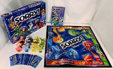 2001 Sorry! The Disney Edition Game by Parker Brothers Complete in Great Cond