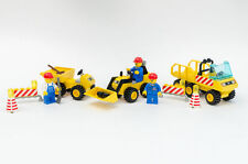 LEGO System 6565 Construction Crew EXCELLENT USED
