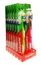 12 pz Colgate Premier Clean Spazzolini Multi Colore rimuove le macchie Medium B