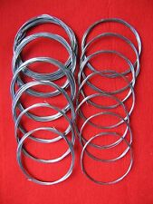 More details for piano music wire assortment pack-13 wires-roslau wire-for upright & grand pianos