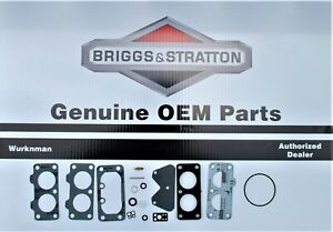 Genuine OEM Briggs & Stratton 799132  OVERHUAL KIT CARB CARBURETOR