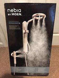 Moen Nebia N207C0SRN 1-Spray Spray Head with Handshower - Brushed Nickel