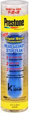 Prestone AS663 Head Gasket Stop Leak with Kevlar, 16.5 fl. oz. New