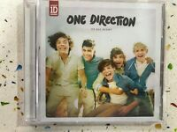 ONE DIRECTION CD UP ALL NIGHT  NUEVO PRECINTADO NEW SEALED