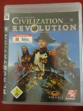 Sid Meier's Civilization: Revolution Sony PlayStation 3, 2008 PS3 Spiel 2K Games