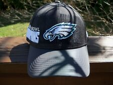 NFL PHILADELPHIA EAGLES New Era 9Forty ADJUSTABLE Hat ~ Size ~ OSFA