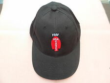 First Special Service Force Arrowhead Logo Ball Cap w/Name Behind Cap Back