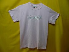 """PINK DALE JR. T-SHIRT """" OVAL 8 LOGO"""" COLLECTIBLE TEE (SMALL)"""