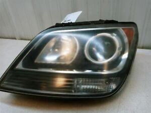 2009-2011 KIA BORREGO DRIVER LEFT HEADLIGHT HEADLAMP HALOGEN OEM USED TESTED