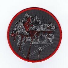 Exciter Razor Anvil  embroidered patch thrash metallica megadeth annihilator