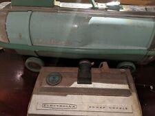 Vintage Electrolux Model G Canister + power nozzle Vacuum Automatic Retro