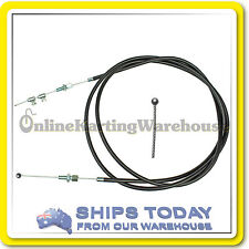 GO KART KSI BRAKE CABLE KIT & ITALIAN BRAKES INC. 2x CLAMPS & 2x ADJUSTERS NEW !