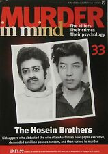 Murder in Mind Issue 33 - The Hosein Brothers McKay Kidnap