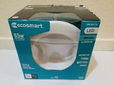 EcoSmart Lightbulb 65W Equivalent Daylight (5000K) 4 in. Dimmable LED Downlight