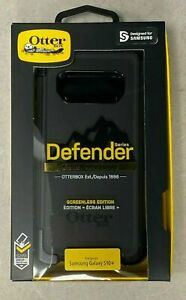 Otterbox Defender Case for All Samsung Galaxy Retail Package With Clip Authentic