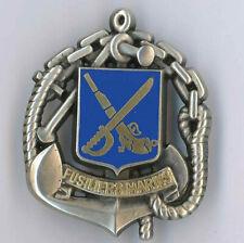 Fusiliers Marins Insigne de Béret Balme