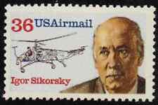 Scott # C-119...36 Cent....Sikorsky....25 Stamps