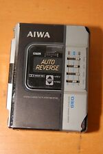 Rare Aiwa Walkman HS-G700 Cassette Player - For parts or repairs