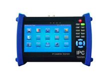 MaxxOne 7'' TOUCH SCREEN UNIVERSAL CCTV IPC TESTER/MONITOR BUILT-IN WIFI 1080P