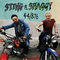 Sting + Shaggy - 44/876 [CD] Sent Sameday*