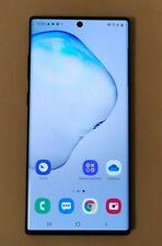 Samsung Galaxy Note 10+ plus 5G Black 256gb n976b