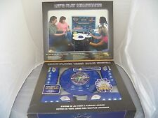 WHO WANTS TO BE A MILLIONAIRE Board Game-Video Game System--Brand New In Box