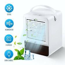 Jimacro portable Refroidisseur d'air, petites Climatiseur Refroidisseur et humidificateur,