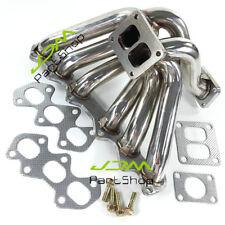 2JZGTE Turbo Exhaust Manifold for 93-98 Toyota Supra JZA80 Aristo JZS147 2JZ-GTE