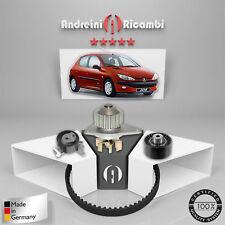 Kit Courroie de Distribution+Pompe à Eau Peugeot 206 1.4 16V 65KW 88CV 2011->