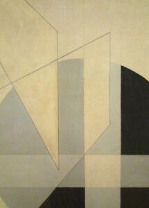 "LASZLO MOHOLY-NAGY ""Untitled"" V.  200gsm Bauhaus Constructivism Poster"