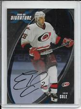 02-03 BAP Signature Series Erik Cole Auto # 175