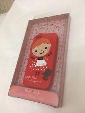 "Shinzi Katoh ""Little Red Riding hood' iPhone 5 SE silicon case cover"