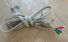 New listing Audio Video Av Cable Cord 10Ft 3 Rca Male To 3 Rca Male for Stereo Television
