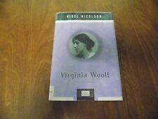 Penguin Lives: Virginia Woolf by Nigel Nicolson (2000, Hardcover w/DJ)