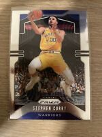 Stephen Curry 2019-20 Panini Prizm Base #98 Golden State Warriors