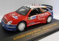 Ixo 1/43 Scale RAM200 CITREON XSARA WRC #2 ARGENTINA 2005