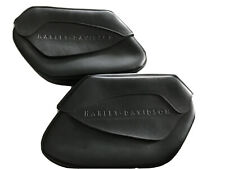 Pair Harley-Davidson Panniers Bags Good Condition