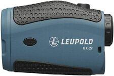 Leupold GX-2c Golf Laser Rangefinder Monocular Blue