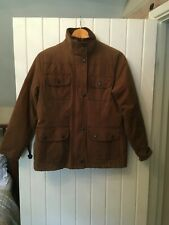 Hunter Outdoor Brown Waxed jacket - Size 36