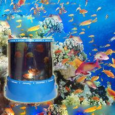 Romantic Ozean Sky Sterne Projektor Lampe LED Nachtlicht Kinder gift Beleuchtung