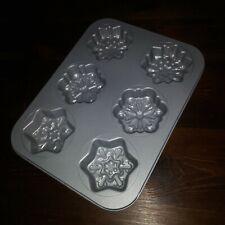 Nordic Ware Frozen II Snowy Days Mini Cake Pan