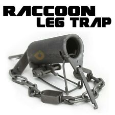 Generic Traps Dog Proof Coon Raccoon Trap Enclosed Trigger System Animal